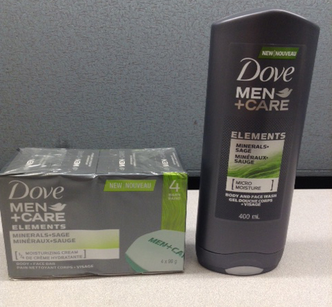 Dove+ Men Minerals and Sage ~ #Review #Giveaway