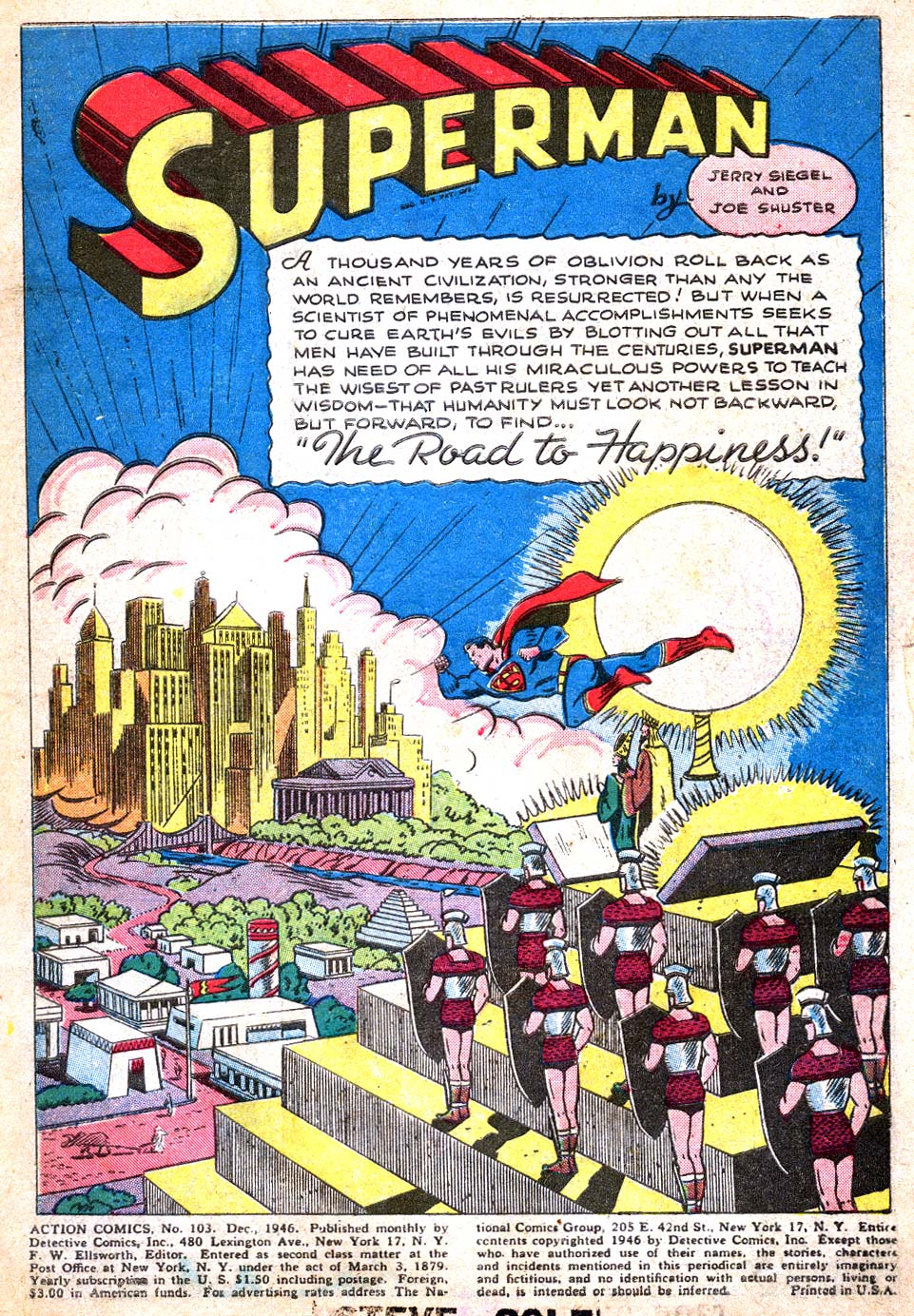 Read online Action Comics (1938) comic -  Issue #103 - 3