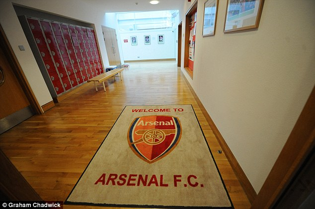 Welcome to Arsenal Football Club