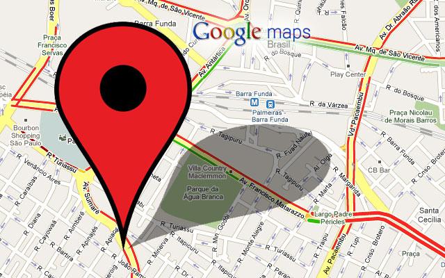 """مشاركة الموقع الجغرافي لخرائط غوغل على iOS عبر """"فيسبوك"""""""