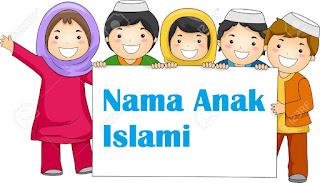nama anak islami