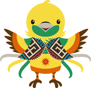 KAKA, Logo dan Maskot Asian Games 2018