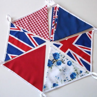 jubilee mix bunting