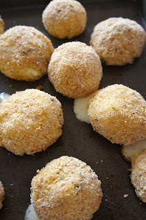 Baked Rice Balls: Savory Sweet and Satsifying