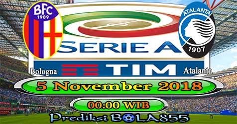 Prediksi Bola855 Bologna vs Atalanta 5 November 2018