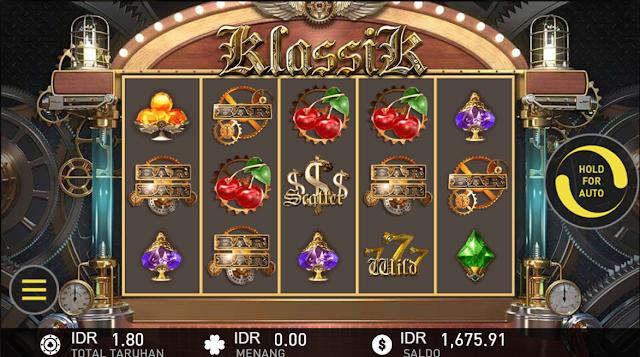 SITUS AGEN SLOT KLASSIK GAMES W88