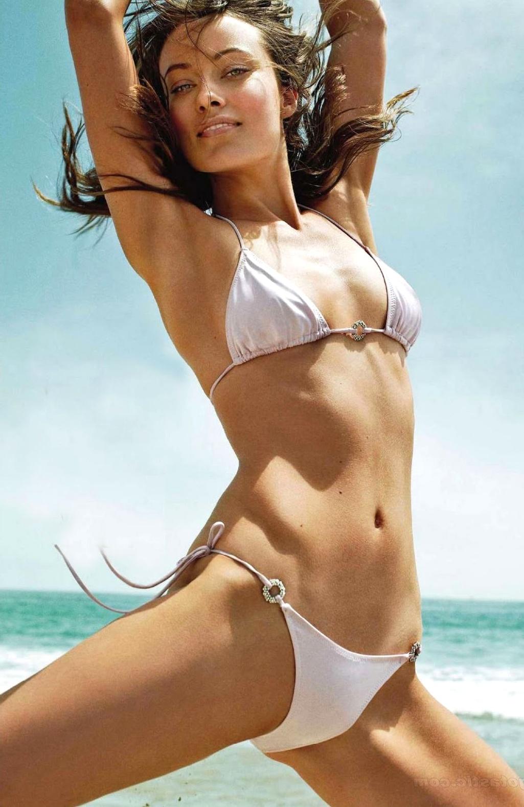 Celebrities micro bikini see thru