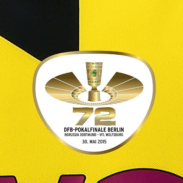 Borussia Dortmund 2015 Dfb Pokalfinal Trikot Enthüllt Nur Fussball