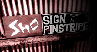 sho 014 - PINSTRIPE 'SHO'