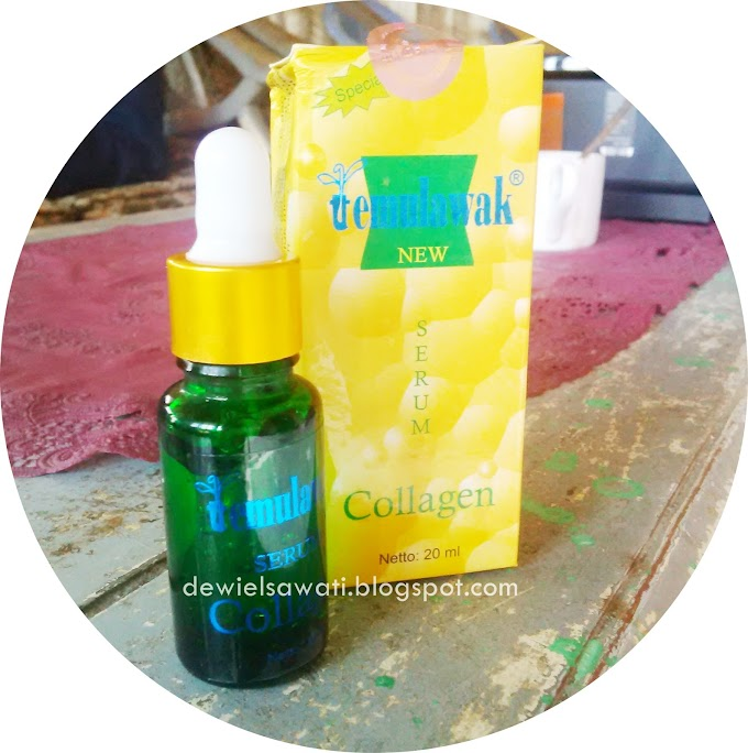 REVIEW Serum Temulawak Collagen