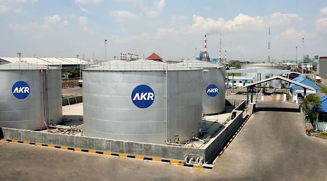 PT AKR Corporindo Tbk Membuka Lowongan Kerja Terbaru Bagian Operator Produksi