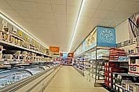 Alimenti tutti uguali al supermercato