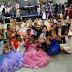 Alunas de escola pública ganham festa de 15 anos com show de Naldinho e Léo Rios