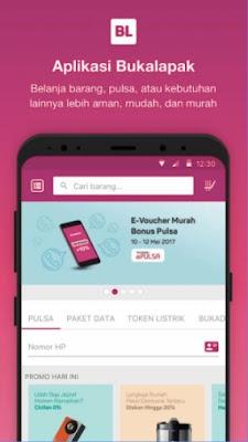 aplikasi jual beli online terpercaya di anroid bukalapak