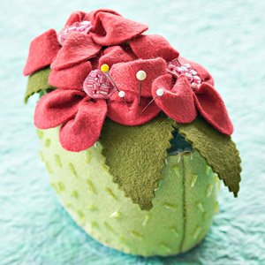 Primrose Pincushion Tutorial