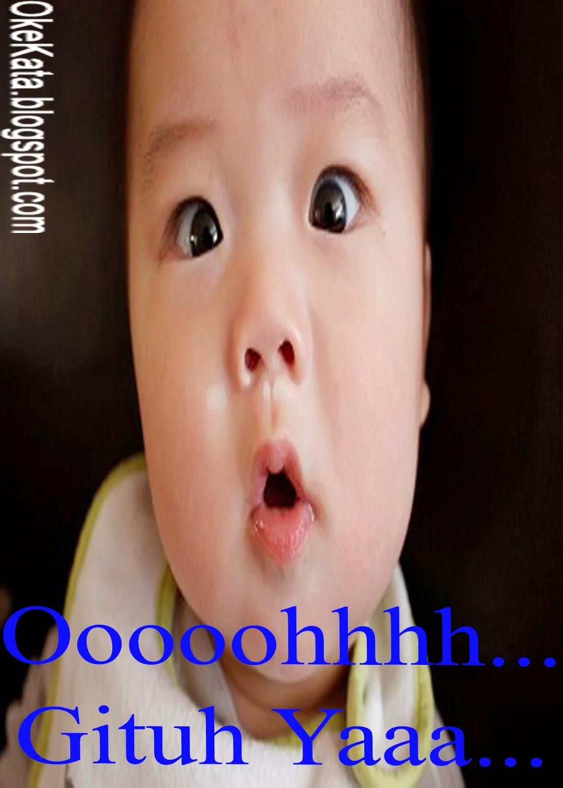 Kumpulan Gambar Gambar Bayi Menarik Lucu Dan Keren OkeKata