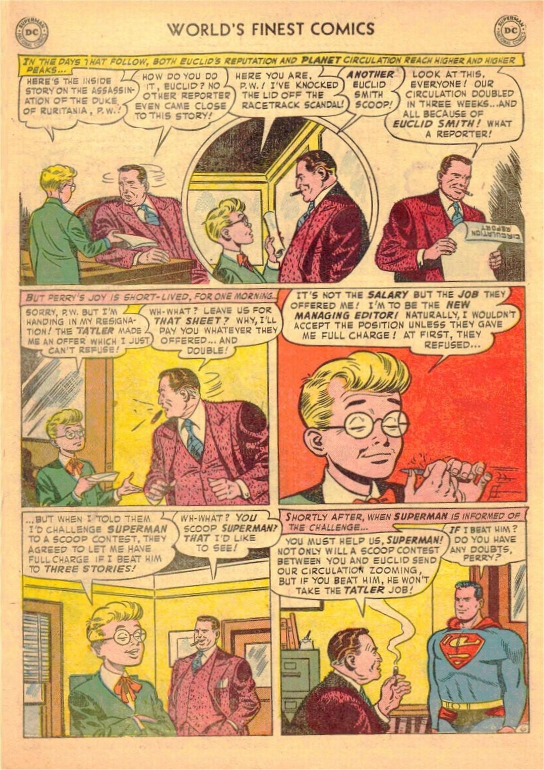 Read online World's Finest Comics comic -  Issue #58 - 8