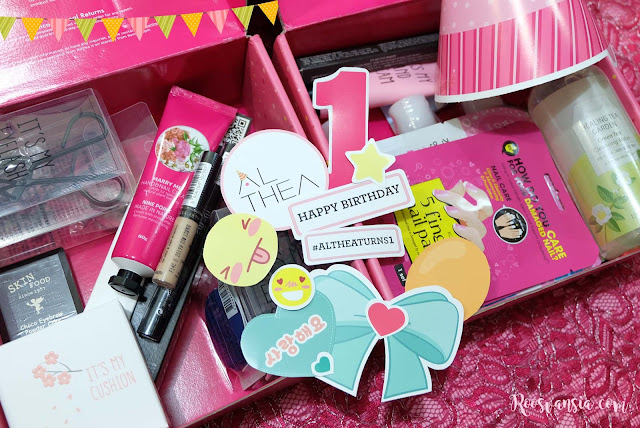 althea; althea-korea; review-belanja-althea; althea-review-blog; cara-belanja-althea; althea-birthday-box; althea-box; the-saem-althea; its-my-althea