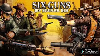 Six-Guns Gang Showdown  apk