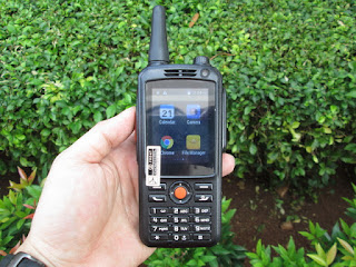 Hape Walkie Talkie Android Zello Alps F22