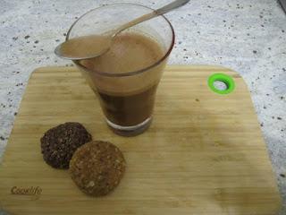 Mokaccino avec Nescafé cappuccino