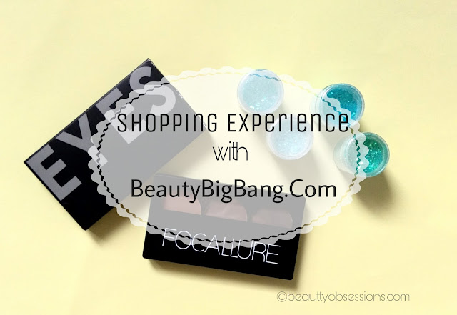 Shopping Experience With BeautyBigBang(dot)Com