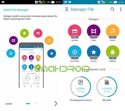 Download Update Final ASUS File Manager Terbaru APK