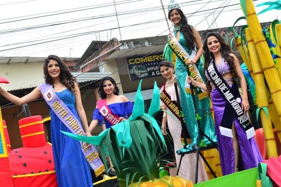 Programa completo fiesta de la ciudad de Milagro 2016