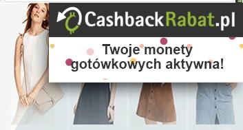 Cashback Alertbar, dodatek do przeglądarki, CashBackRabat.