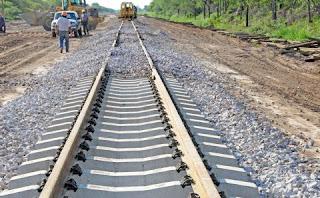 Iniciaron la renovación de vías en Santiago del Estero