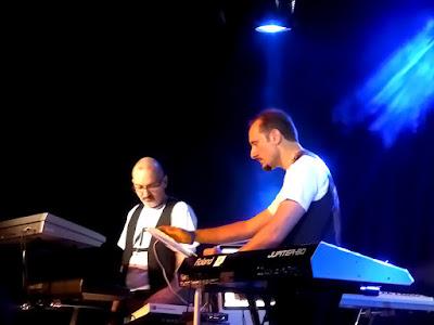 Alerick Project (Alessandro Ghera, Riccardo Fortuna) live @ Electronic Circus 2014 / photo S. Mazars