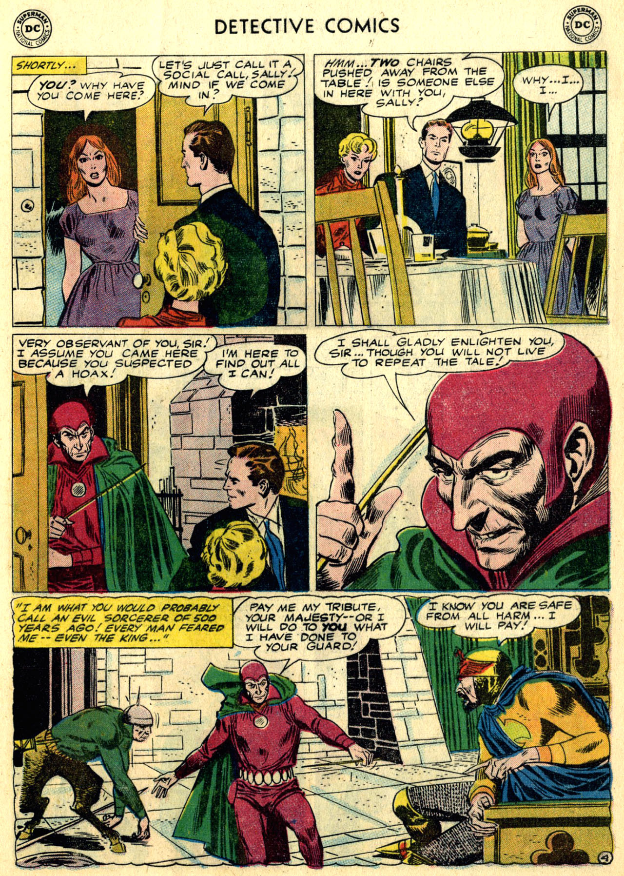 Detective Comics (1937) 281 Page 20