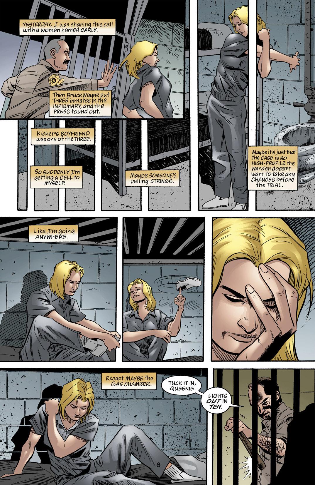 Detective Comics (1937) 767 Page 5