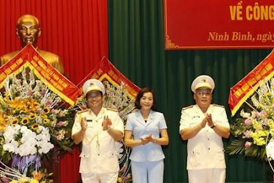 Đại tá Phạm Văn Sơn được bổ nhiệm làm Giám đốc Công an tỉnh Ninh Bình