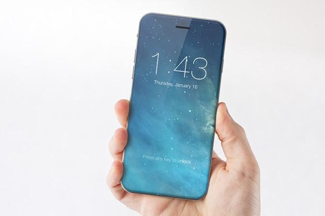 Iphone 7 được bỏ nút home vật lí