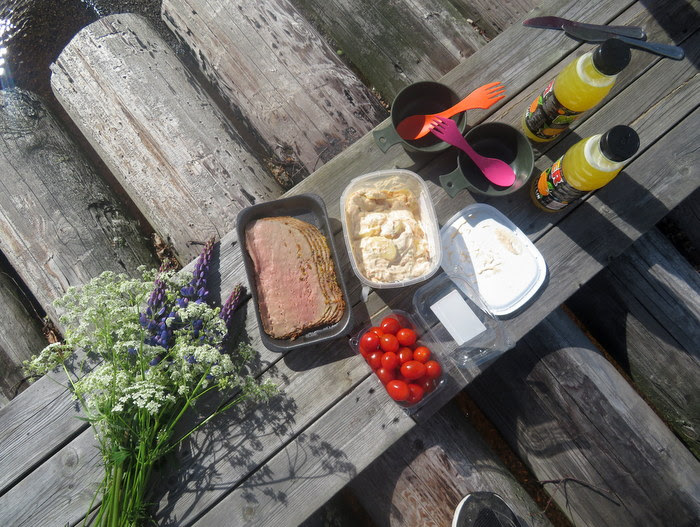 Picknick Rössjö