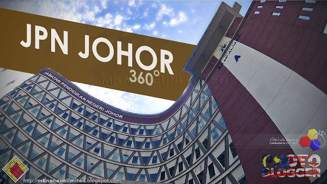JPN Johor in 360