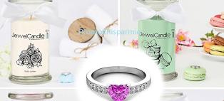 Logo Concorso JewelCandle e vinci le candele con gioiello