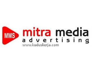 lowongan kerja mitra media advertising surabaya