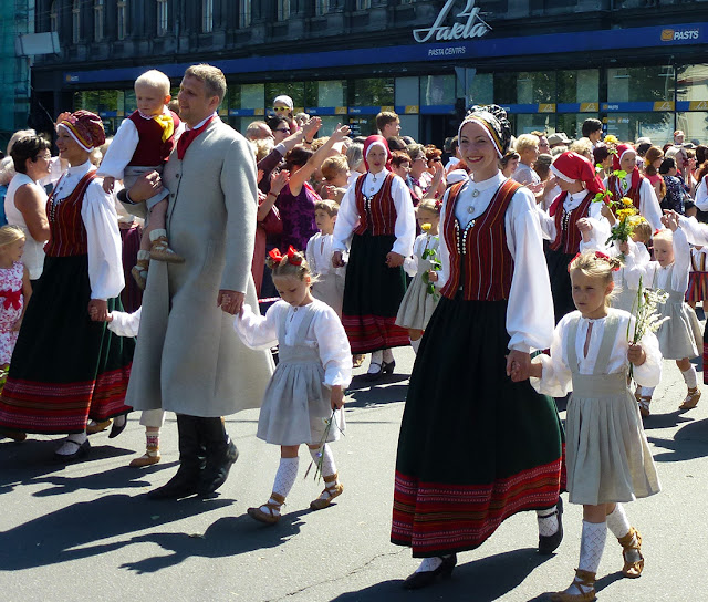 2013 g. Dziesmu un deju svētki.