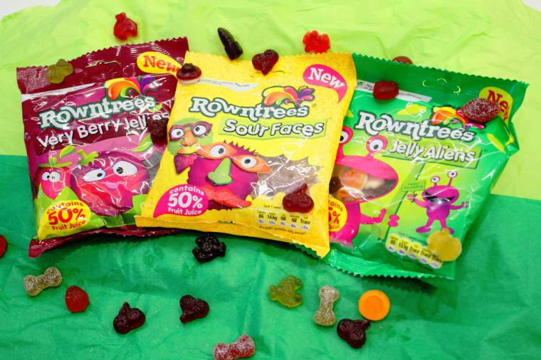 Rowntrees New Sweets Review: How Yummy