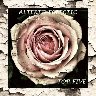 Top 5er @ Altered Eclectics March Challenge
