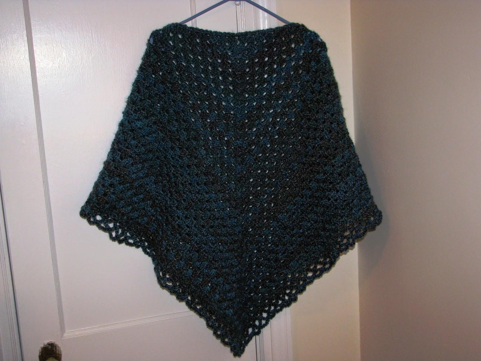 Crochet Shawl Edging