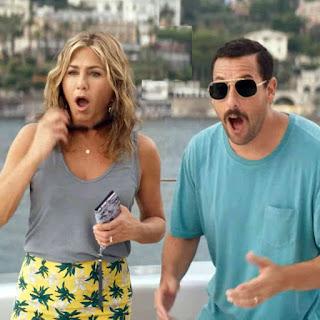 Murder Mystery: Jennifer Aniston, Adam Sandler