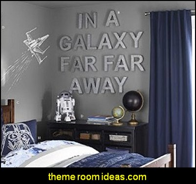 Decorating theme bedrooms - Maries Manor: Star Wars Bedrooms ...