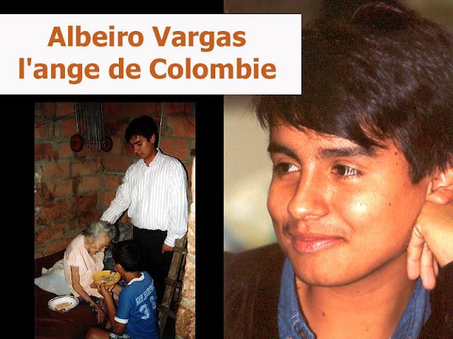 Albeiro Vargas, un enfant au service des pauvres