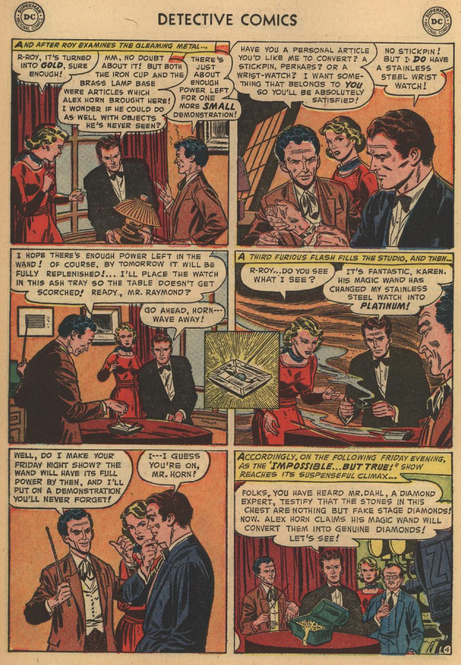 Detective Comics (1937) 195 Page 19