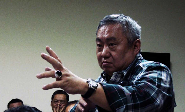 Tokoh Tionghoa ini Bilang Kekalahan Ahok Di Putaran Kedua Akan Seperti Dipanggang