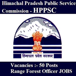 Himachal Pradesh Public Service Commission, HPPSC, PSC, HP, Himachal Pradesh, Range Forest Officer, Graduation, freejobalert, Sarkari Naukri, Latest Jobs, hppsc logo