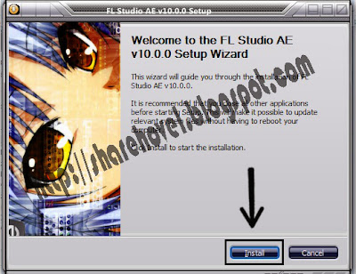 Step 1 Cara membuat FL Studio 10 Full Version Disertai Gambar by sharehovel
